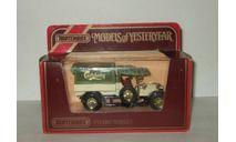 Crossley Carlsberg Y-13 1918 Models of Yesterday Matchbox 1:47 в Коробке, масштабная модель, 1:43, 1/43