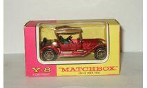Stutz 1914 Y-8 Models of Yesteryear Matchbox 1:43, масштабная модель, 1/43