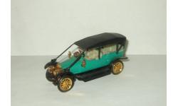 Руссо Балт Торпедо С24 40 А22 Зеленый Номерная СССР Агат Тантал Радон 1:43, масштабная модель, 1/43, Агат/Моссар/Тантал, Руссо-Балт