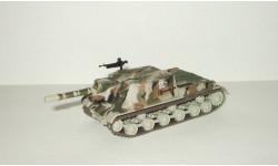 самоходно артиллерийская САУ ИСУ 152 1944 Великая отечественная война СССР серия 'Русские танки' GE Fabbri 1:72, масштабные модели бронетехники, Русские танки (Ge Fabbri), scale72