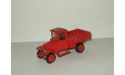 Амо Ф15 1927 Красный Тип 2 Металл сделано в СССР Рославль 1:43