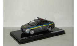 Мицубиси Mitsubishi Lancer X Ukraine Police Полиция Украины Vitesse 1:43 29311, масштабная модель, 1/43