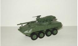 бронетранспортер M1128 Stryker LAV III/Piranha III 8x8 2002 США Боевые машины мира 1:72, масштабные модели бронетехники, 1/72, танк