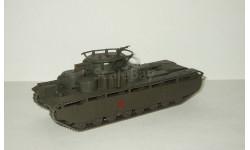 Танк Т 35 1933 СССР Русские танки GE Fabbri 1:72, масштабные модели бронетехники, 1/72, Русские танки (Ge Fabbri)