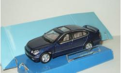 Лексус Lexus GS300 1999 (Второе поколение) Hongwell Cararama (Ранний выпуск) 1:43, масштабная модель, 1/43, Bauer/Cararama/Hongwell