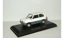 Сеат Seat (Фиат Fiat) Panda 1980 IXO Altaya 1:43, масштабная модель, 1/43