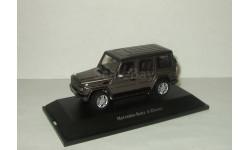 Мерседес Mercedes Benz G-klasse 4x4 4WD Гелендваген AutoArt 1:43