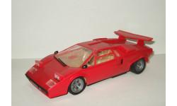 Ламборгини Lamborghini Countach 1975 Italeri 1:24, масштабная модель, 1/24