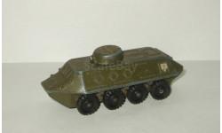 БТР 60 ПБ на базе Газ 49 Модель 2 Тульский патрон завод Сделано в СССР 1:72, масштабная модель, 1/72
