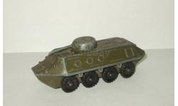 БТР 60 ПБ на базе Газ 49 Модель 4 Тульский патрон завод Сделано в СССР 1:72, масштабная модель, 1/72