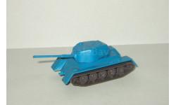 танк Т 34 Сделано в СССР 1:72, масштабная модель, 1/72