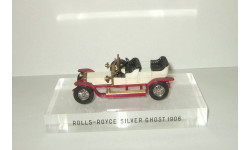 Роллс Ройс Rolls Royce Silver Ghost 1906 Matchbox Models of Yesteryear