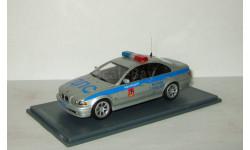 БМВ BMW 525i E39 Милиция ДПС г. Москва 2002 Neo 1:43 NEO44443