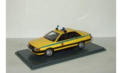Ауди Audi 100 C3 Милиция СССР 1989 Neo 1:43 NEO44441