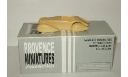 кит Delahaye 135 Figoni Falaschi 1936 Provence Miniatures 1:43, масштабная модель, 1/43