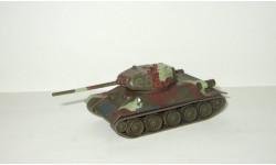 танк Т 34 85 1945 Великая отечественная война СССР серия 'Русские танки' 1:72