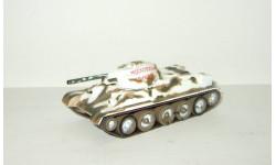 танк Т 34 42 1944 Великая отечественная война СССР серия 'Русские танки' 1:72, масштабные модели бронетехники, 1/72, Русские танки (Ge Fabbri)