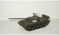 танк Т 54 1947 СССР серия 'Русские танки' 1:72