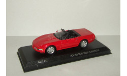 Шевроле Chevrolet Corvette ZR 1 Detail Cars 1:43, масштабная модель, 1/43