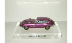 Ягуар Jaguar E Type 2+2 Dinky 1:43, масштабная модель, 1/43, Ford
