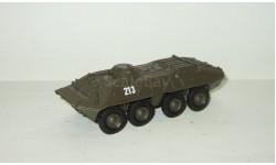 Бронетранспортер БТР 70 8х8 1972 СССР серия 'Русские танки' 1:72, масштабные модели бронетехники, IXO Самолёты, scale72