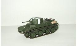 танк БТ 7 1935 СССР серия 'Русские танки' 1:72, масштабные модели бронетехники, Русские танки (Ge Fabbri), scale72