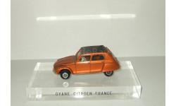 Ситроен Citroen Dyane Dinky 1:43, масштабная модель, 1/43, Citroën
