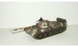 танк Т 62 1962 СССР серия 'Русские танки' 1:72