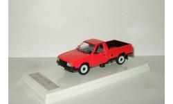 Москвич 2335 1994 Пикап Красный Prommodel43 1:43, масштабная модель, scale43