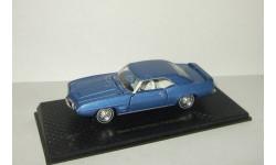 Понтиак Pontiac Firebird 1969 Road Champs 1:43, масштабная модель, 1/43