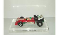 Формула 1 Formula 1 Surtees TS 9 B F1 Corgi 1:36, масштабная модель, 1:35, 1/35, Matchbox
