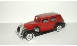 Паккард Packard 1937 Лимузин Solido 1:43 Made in France Ранний № 4047, масштабная модель, scale43