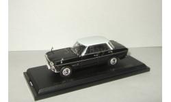 Ниссан Nissan Skyline 2000 GT 1965 Aoshima / Ebbro 1:43, масштабная модель, 1/43