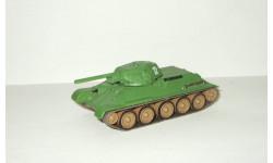 танк Т 34 76 1944 Великая отечественная война СССР серия 'Русские танки' 1:72, масштабные модели бронетехники, 1/72, Русские танки (Ge Fabbri)