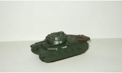 английский танк Матильда Mk2 1943 СССР Вторая Мировая война серия 'Русские танки' 1:72