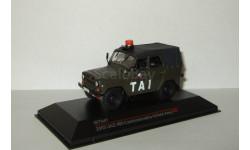 Уаз 469 4х4 TAI Военная полиция Чехословакии 2003 IST 1:43 IST047, масштабная модель, IST Models, scale43