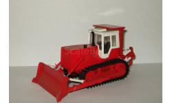 Трактор Бульдозер Б10.0010 ЕР Пожарный МЧС Промтрактор 1:43, масштабная модель, scale43