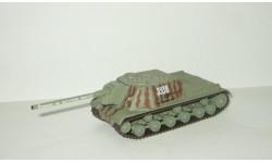 артиллерийская установка ИСУ 122 1944 Великая отечественная война СССР серия 'Русские танки' 1:72, масштабные модели бронетехники, 1/72, Русские танки (Ge Fabbri)