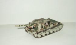 самоходно артиллерийская САУ ИСУ 152 1944 Великая отечественная война СССР серия Русские танки 1:72, масштабные модели бронетехники, Русские танки (Ge Fabbri), scale72