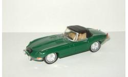 Ягуар Jaguar E Type 1967 Dinky 1:43 Ранний, масштабная модель, scale43