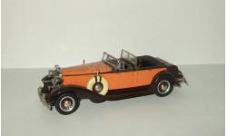 Крайслер Chrysler Imperial Le Baron 1933 Western Models 1:43, масштабная модель, 1/43, Bentley