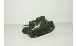 американский танк М3 Ли 1943 СССР Вторая Мировая война серия 'Русские танки' 1:72, масштабные модели бронетехники, IXO Самолёты, scale72