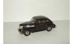 Опель Opel Kapitan 1939 Western Models 1:43, масштабная модель, 1/43