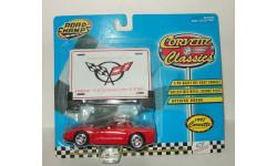 Шевроле Chevrolet Corvette 1997 Спецсерия Road Champs 1:43, масштабная модель, 1/43