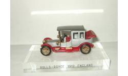 Роллс Ройс Rolls Royce 1912 Matchbox 1:43, масштабная модель, 1/43, Rolls-Royce