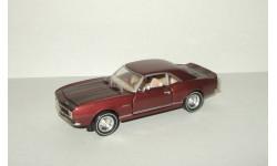 Шевроле Chevrolet Camaro 1967 Road Champs 1:43, масштабная модель, 1/43