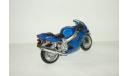 мотоцикл Triumph Daytona 600 Maisto 1:18, масштабная модель мотоцикла, Maisto-Swarovski, scale18
