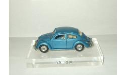 Фольксваген Volkswagen Beetle De Luxe Dinky 1:43, масштабная модель, 1/43