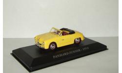 Панар Panhard Junior 1954 Altaya 1:43, масштабная модель, 1/43