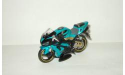 мотоцикл Хонда Honda Welly 1:24, масштабная модель мотоцикла, scale24